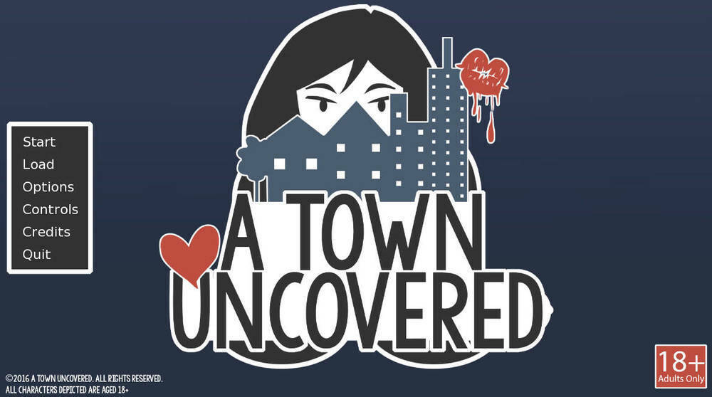 A Town Uncovered – Version 0.01c