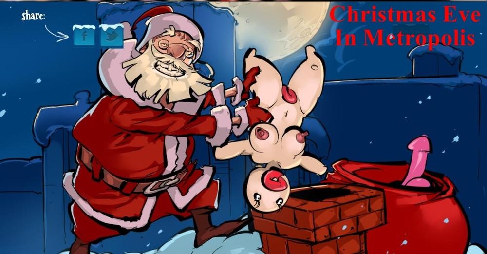 Christmas Eve In Metropolis - Full Version