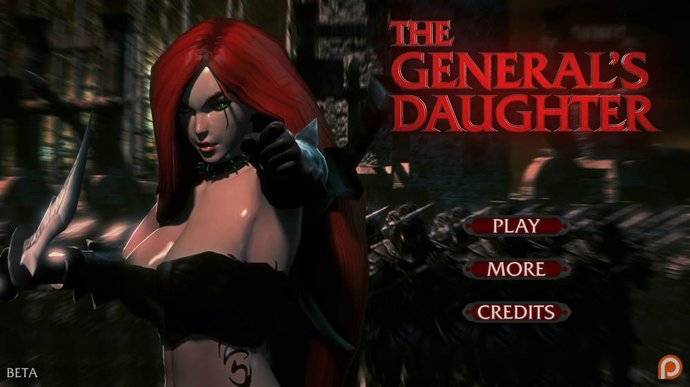 Katarina: The Generals Daughter
