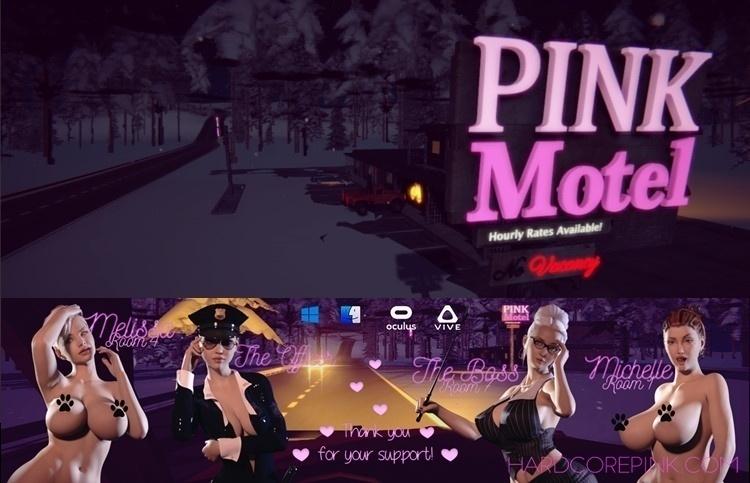 Hardcore Pink – Motel – Version 0.0.13.1 – Update