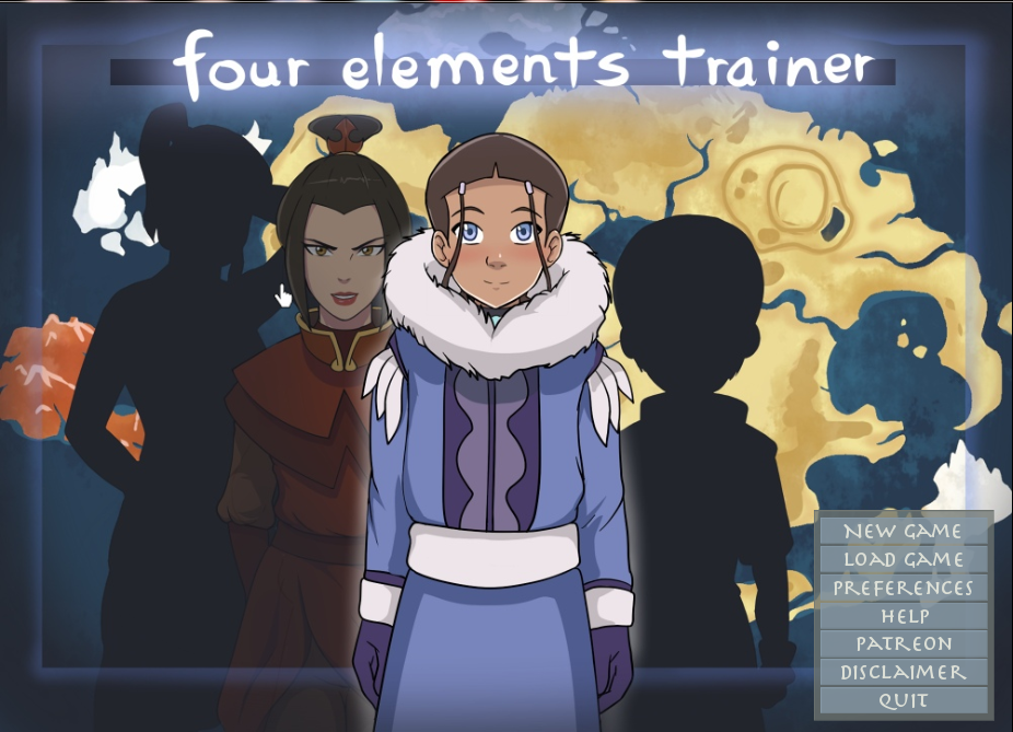 Four Elements Trainer – Version 0.9.0c – Update