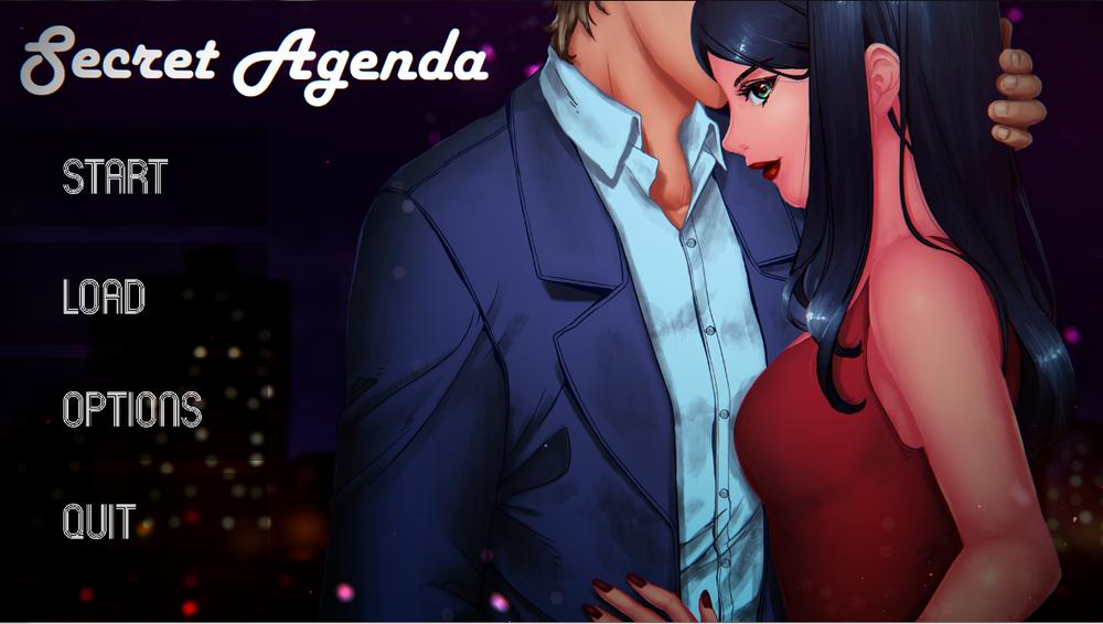 Secret Agenda - Full Game