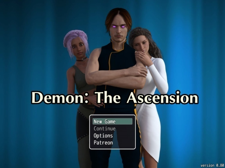 Demon: The Ascension - Version 0.81 - Update