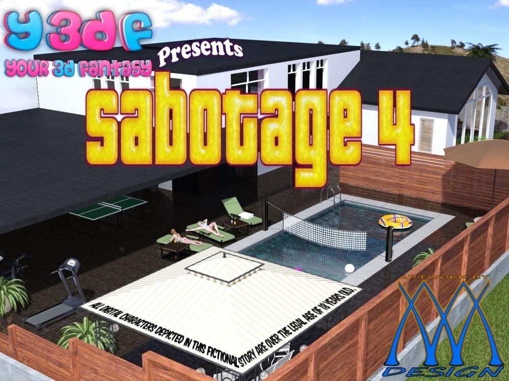 Y3DF ? SABOTAGE 4 - Complete