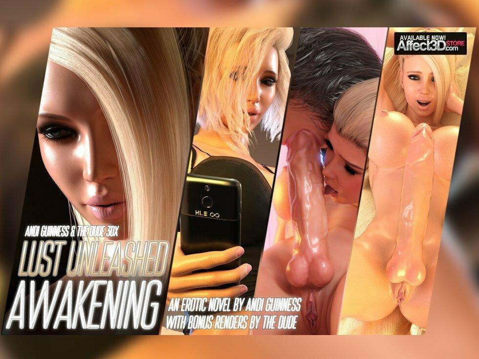 TheDude3DX ? Lust Unleashed ? Awakening