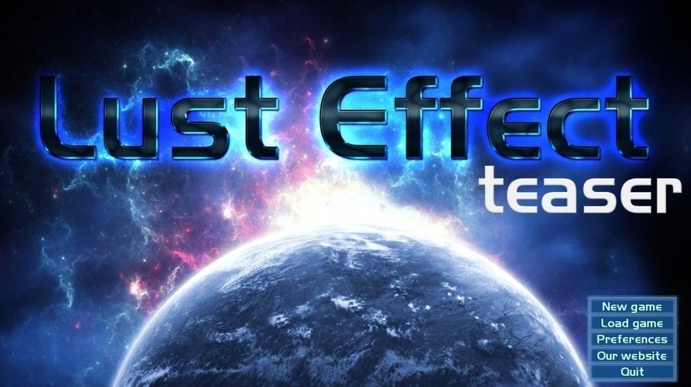 Lust Effect – Teaser