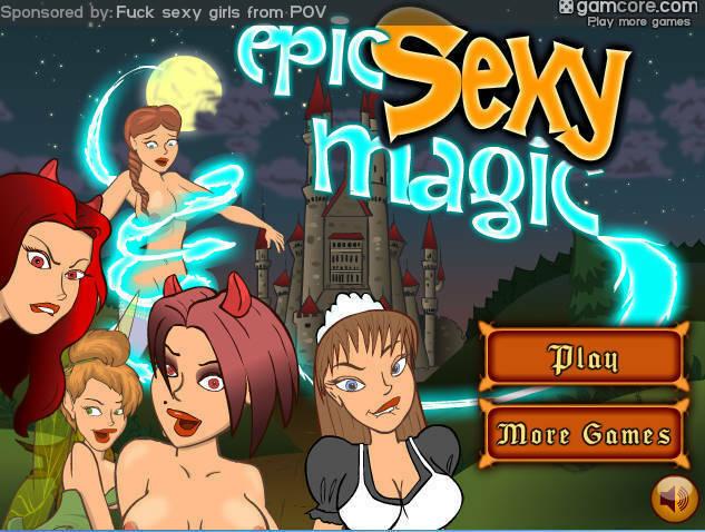 Epic Sexy Magic
