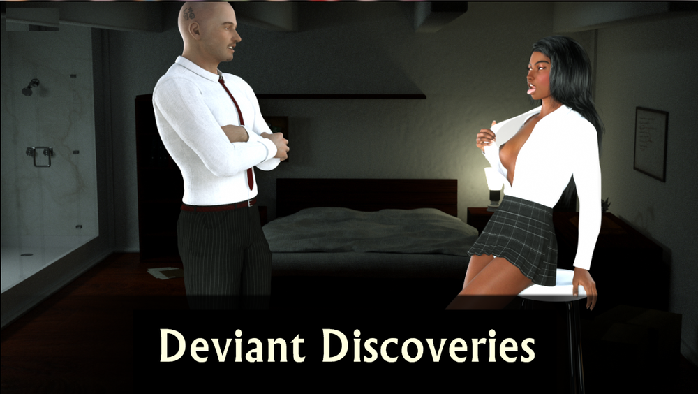 Deviant Discoveries – Version 0.16 – Update
