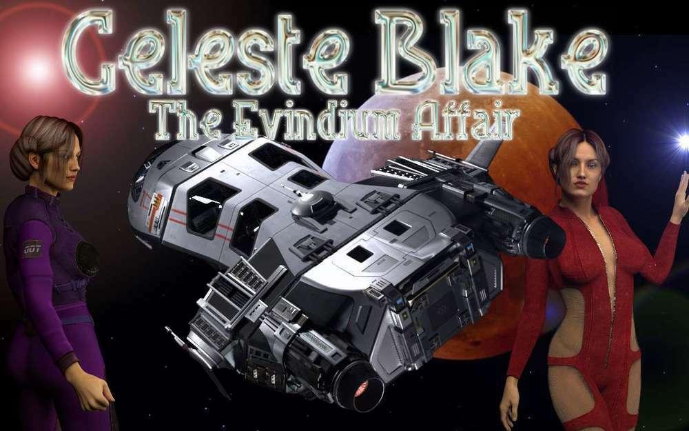 Celeste Blake - The Evindium Affair - Version 0.8