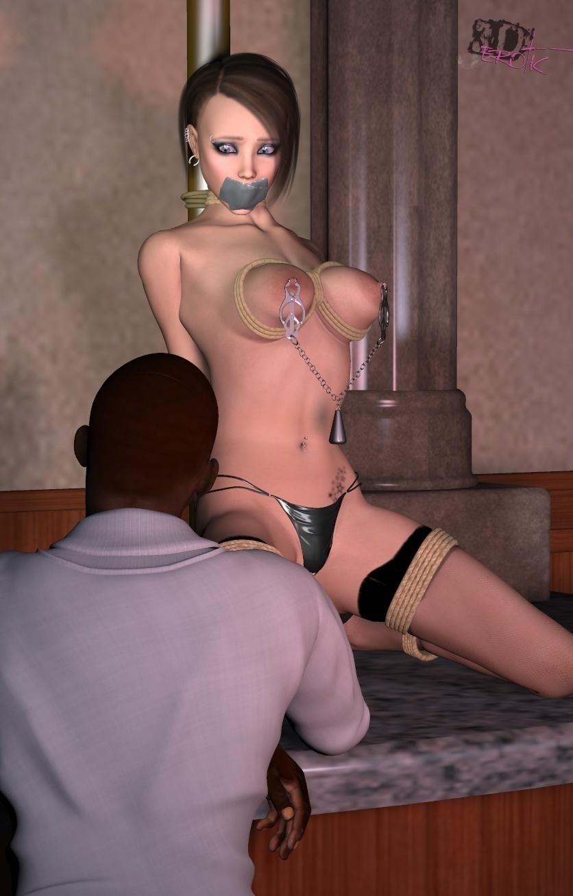 3DErotic ? Stripper Peril