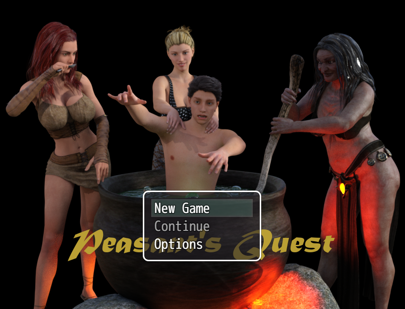 Peasant's Quest – Version 1.71 + Incest Patch – Update