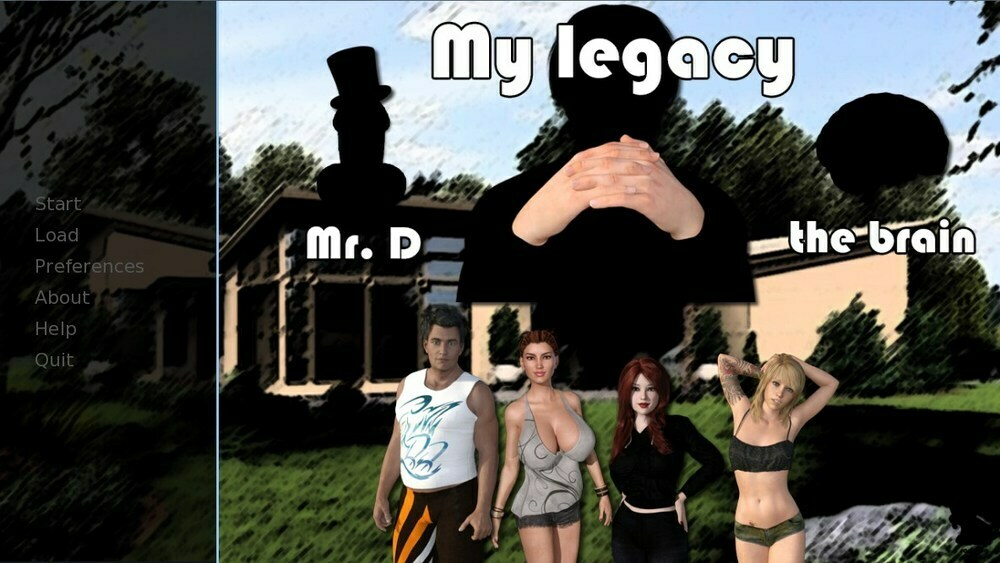 My Legacy – Version 1.0 Final + Walkthrough