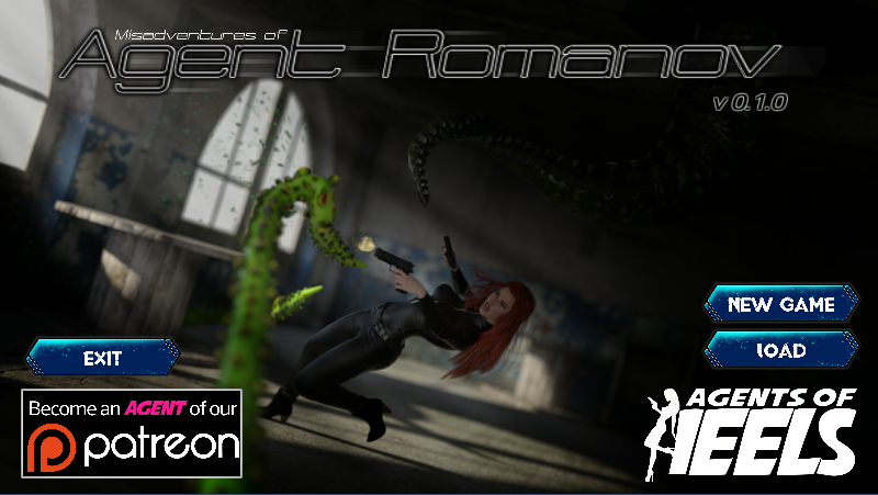 Agents of Heels: Misadventures of Agent Romanov ? Version 0.1.0 – Update