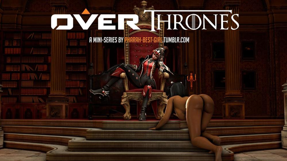 Pharah-Best-Girl - Over Thrones 1