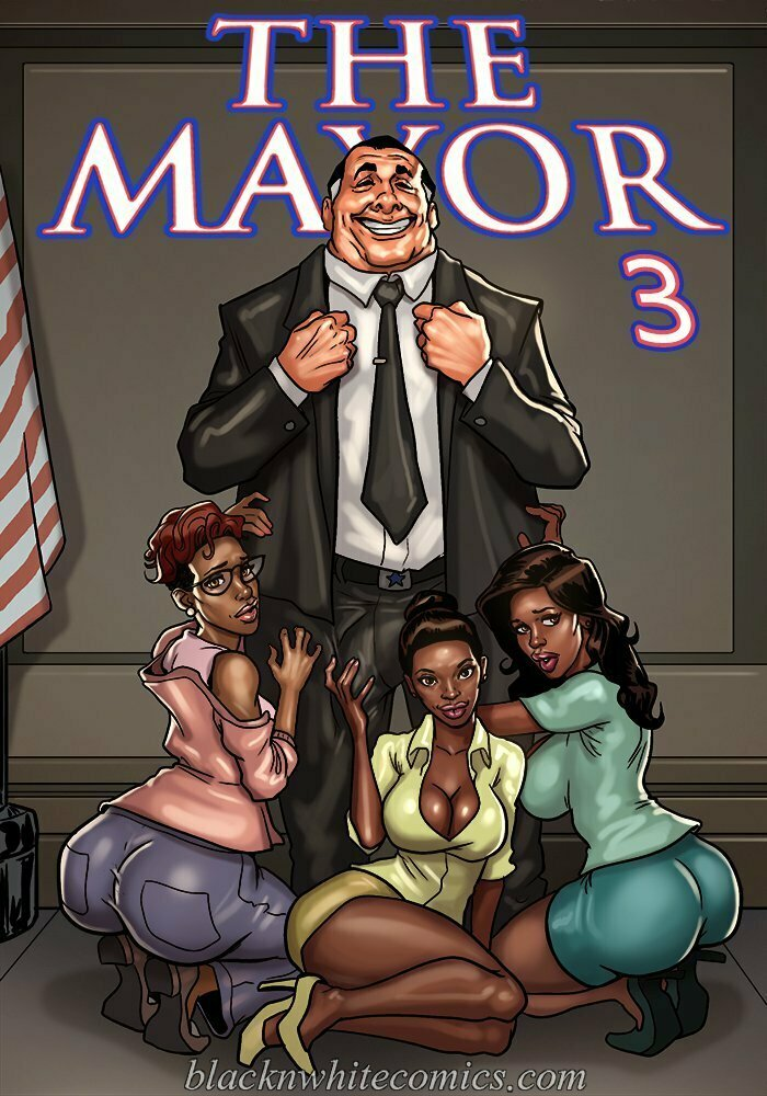 BlackNWhitecomics ? The Mayor 3 – Update – 16 Pages