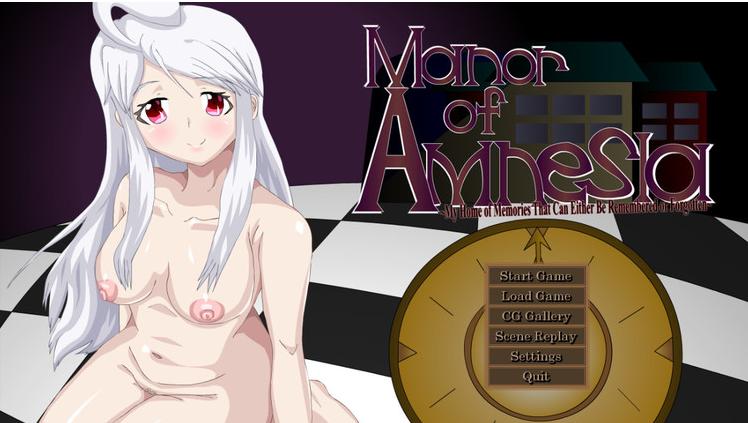Manor Of Amnesia - Version 1.0