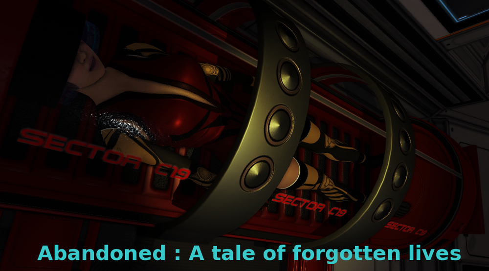Abandoned : A Tale of Forgotten Lives - Version Alpha 0.96.2 Patch - Update