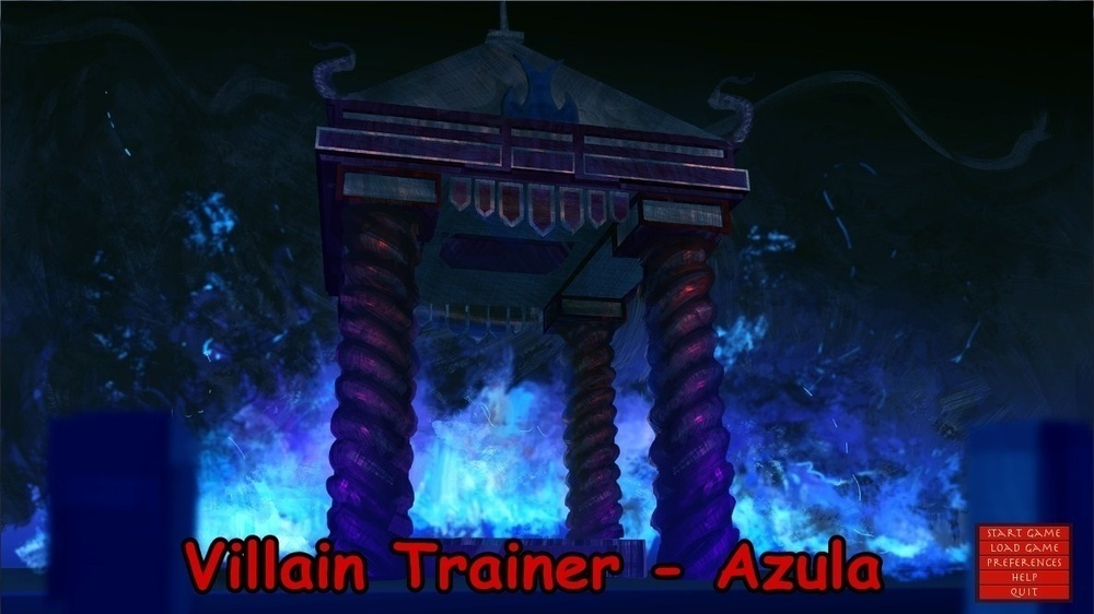 Villain Trainer - Azula - Demo Version