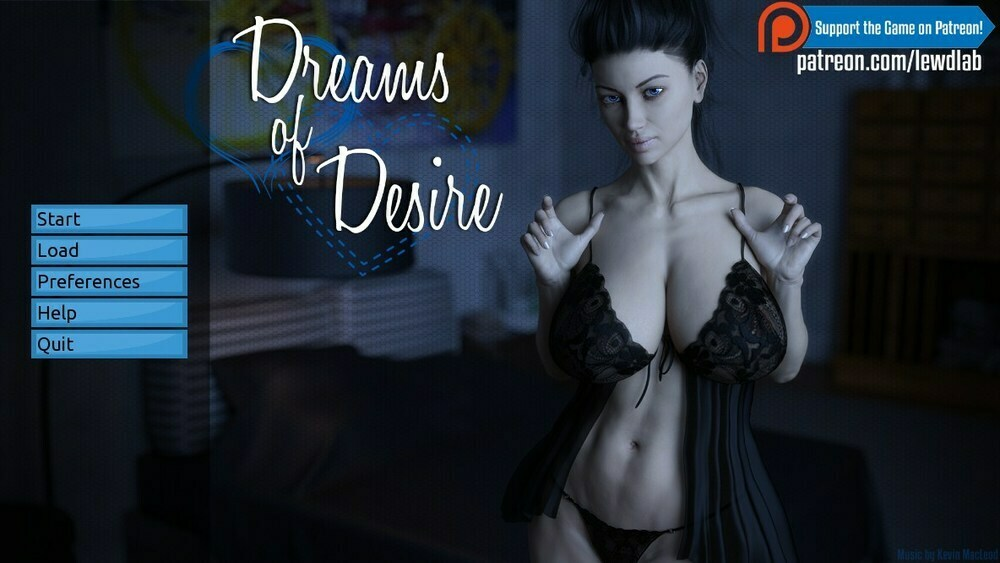 Dreams Of Desire – Episode 12 – Version 1.0.0 – ELITE & Uncensor Patch – Update