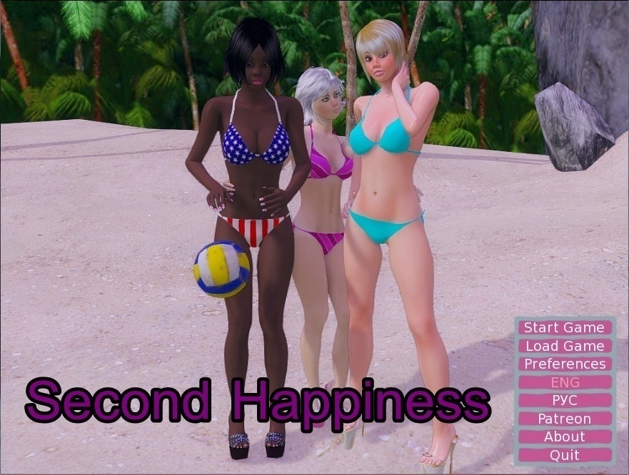 Second Happiness - Version 3.4 - Update