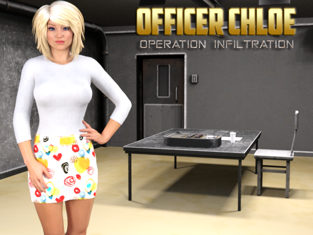 Officer Chloe: Operation Infiltration - Version 1.02 - Update