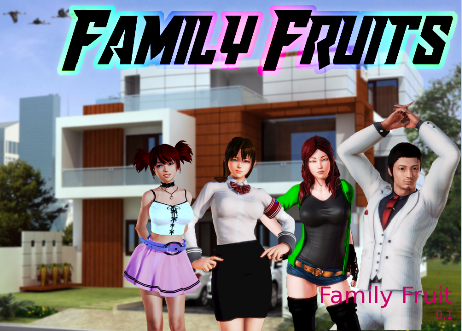 Family Fruits - Version 0.1