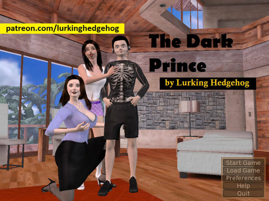 The Dark Prince – Version 1.5 – Update