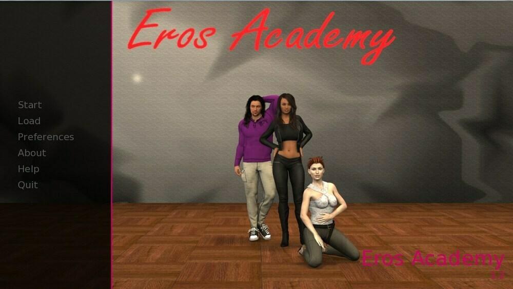 Eros Academy – Version 1.4 – Update