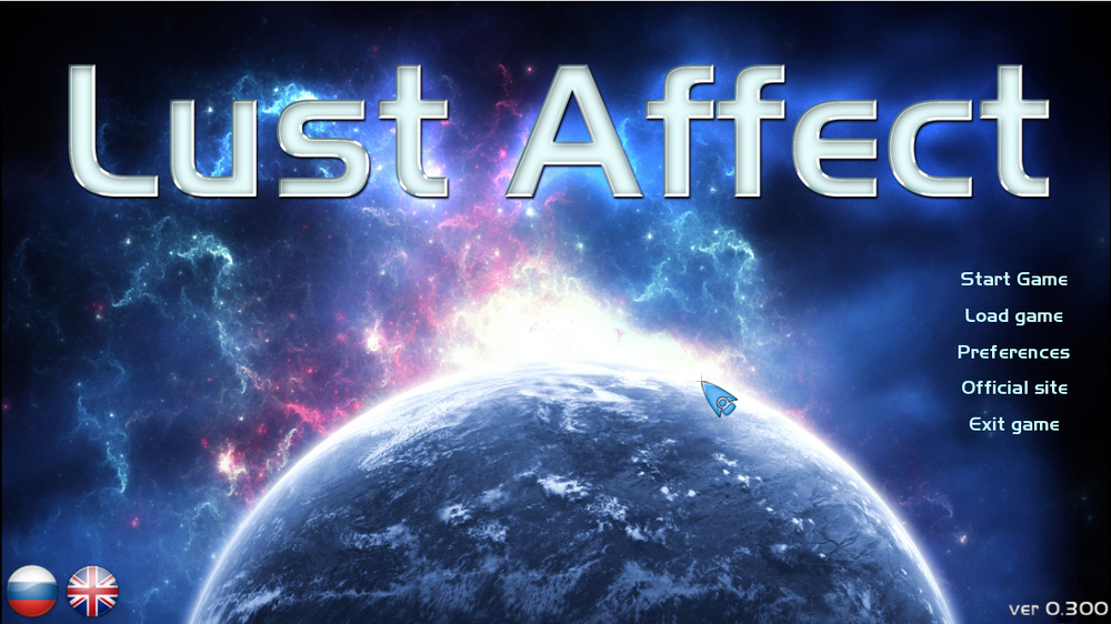 Lust Affect – Version 0.300 – Update