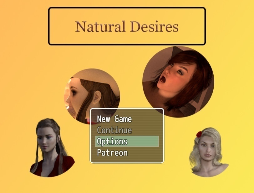 Natural Desires - Version 0.1.7 - Update
