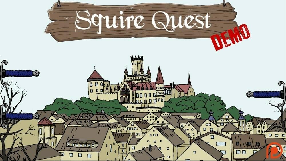 Squire Quest - Demo Version 0.1