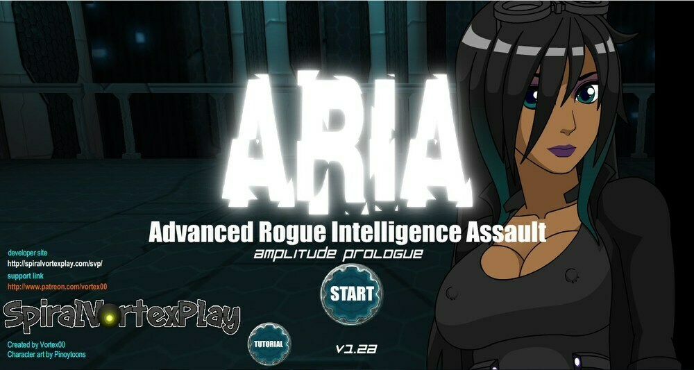 Aria: Amplitude Story – Version 1.2a