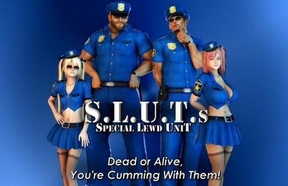 S.L.U.T.S ? Special Lewd Unit