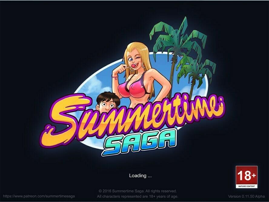 SummertimeSaga –  Version 0.11.60 Alpha – Update