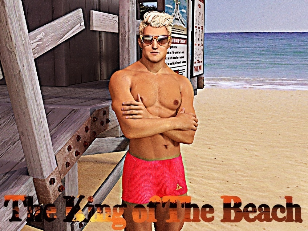 The King of the Beach - Version 0.5 - Update