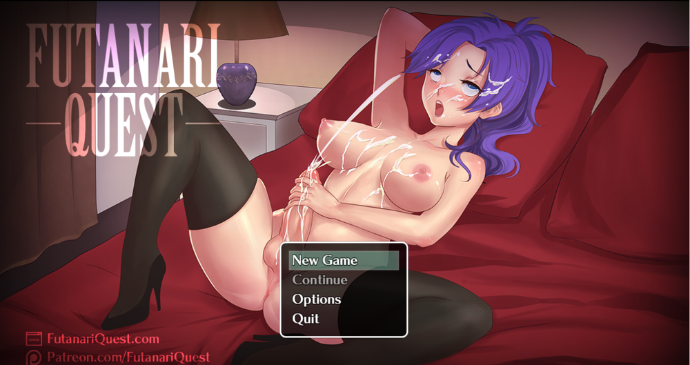 Futanari Quest – Version 1.10 – Update
