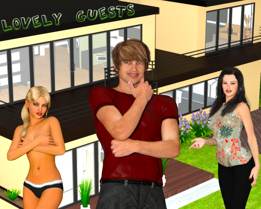 Lovely Guests – Version 0.9 – Update
