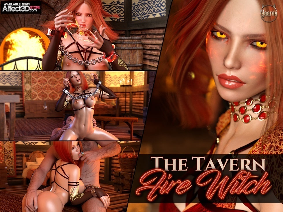 Naama ? The Tavern Fire Witch
