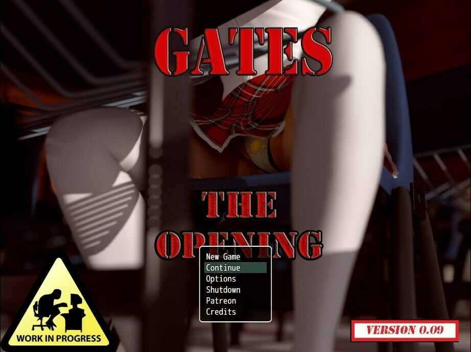 Gates The Opening – Version 1.0 Final & Walkthrough – Completed