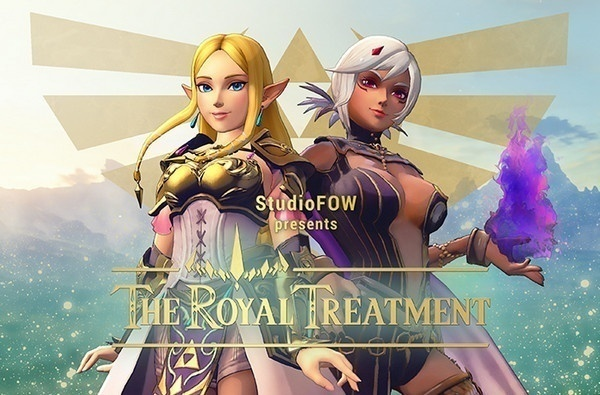 Studio FOW ? The Royal Treatment