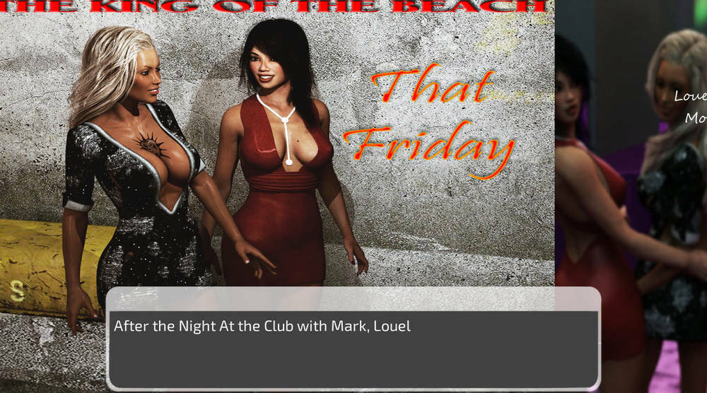 King of the Beach ? That Friday