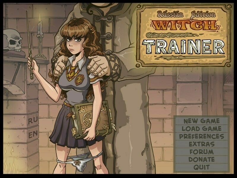 Witch Trainer ? Version 1.6f ? Mod by sad Crab