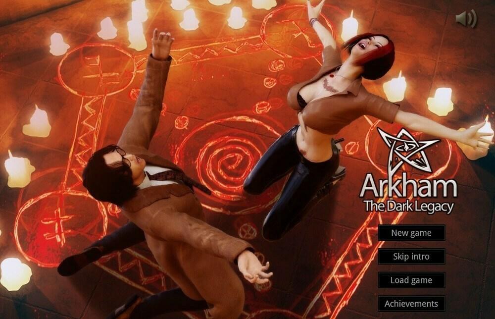 Arkham ? The Dark Legacy – Full Version – Fixed 2