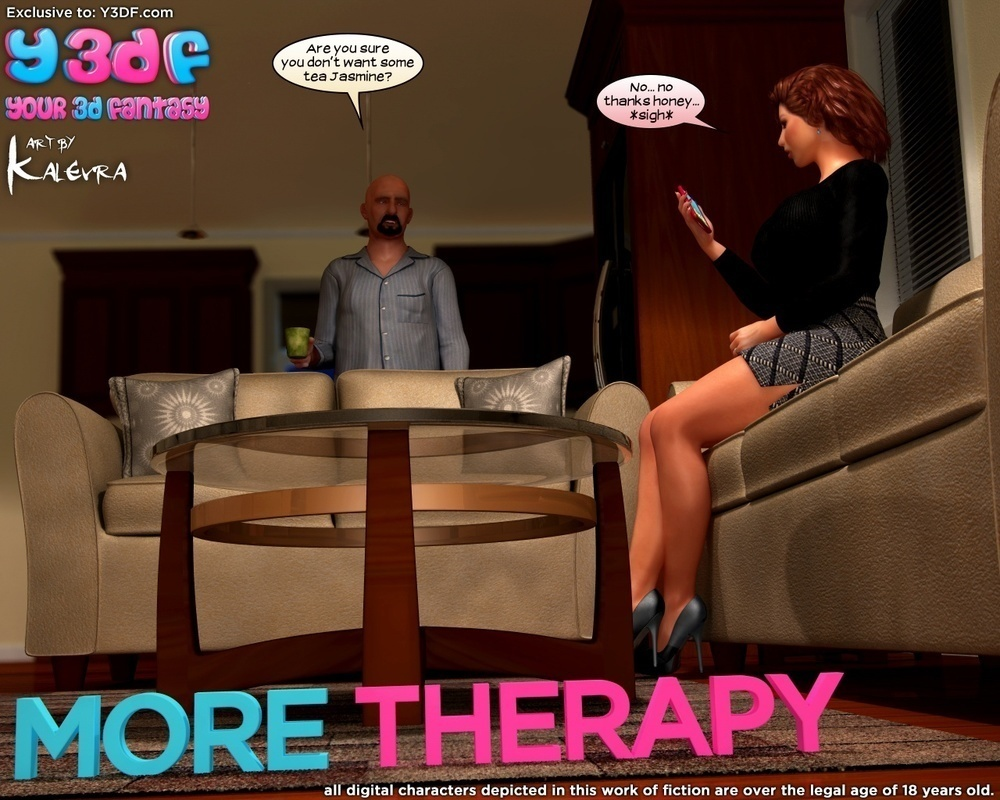 Y3DF - More Therapy - 64 Pages - Update
