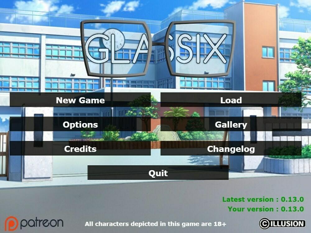 Glassix – Version 0.13.0 – Update
