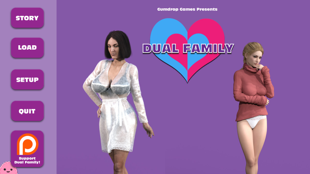 Dual Family - An Incest Story - Version 0.99CE - Update