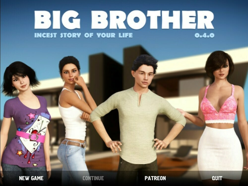 Big Brother ? Version 0.4.0.011 – Cracked + Cheats – Update