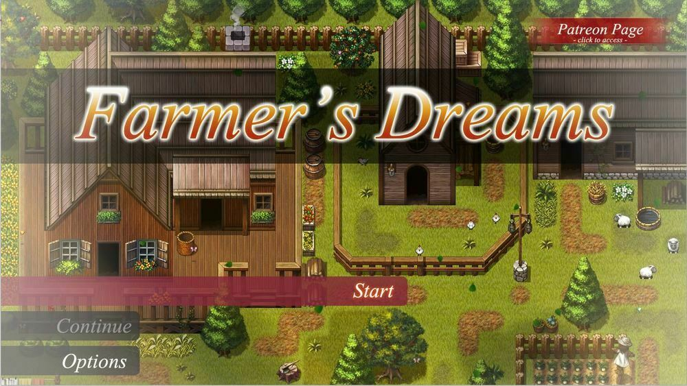 Farmer's Dreams – Chapter 2 – Version 0.9 – Update