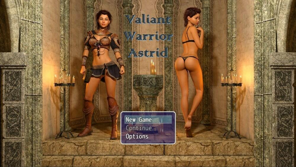 Valiant Warrior Astrid – Version 0.5.2 – Update