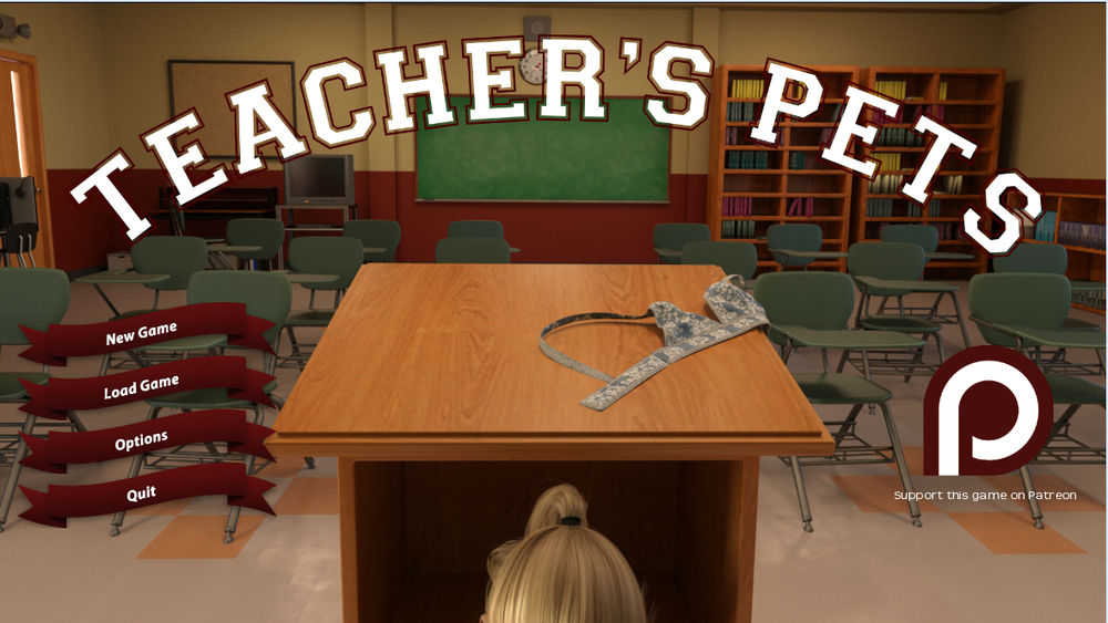 Teacher's Pets - Version 2.061 - Update